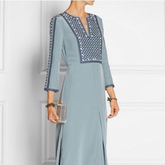 Tory Burch Dresses & Skirts - Stunning Tory Burch Silk Caftan NWT
